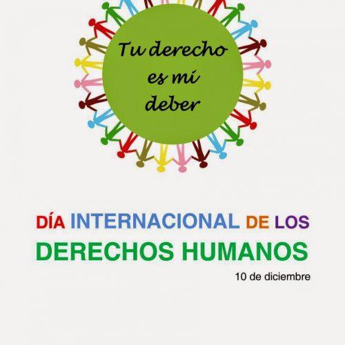 10 de Diciembre- Día Internacional de los Derechos Humanos