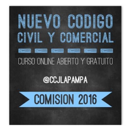 Curso Online Nuevo Cödigo Civil y Comcerial CCJLaPampa