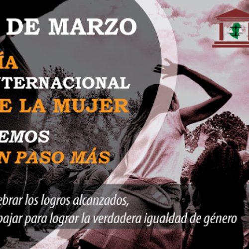 8 de Marzo- Día Internacional de la Mujer