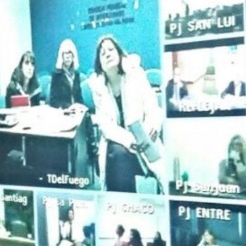 La Comisión Directiva de Reflejar mantuvo un exitoso encuentro por videoconferencia