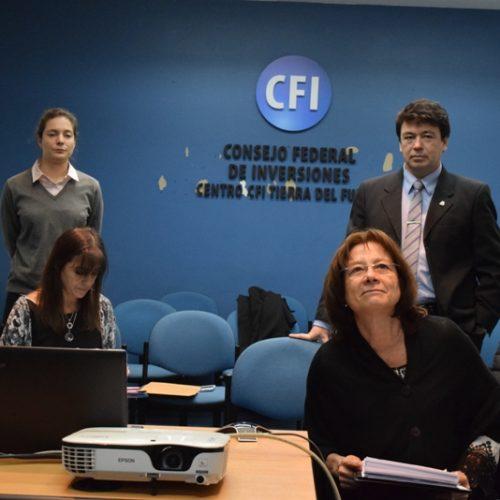Mediante videoconferencia, la Doctora Battaini presidió reunión de Reflejar