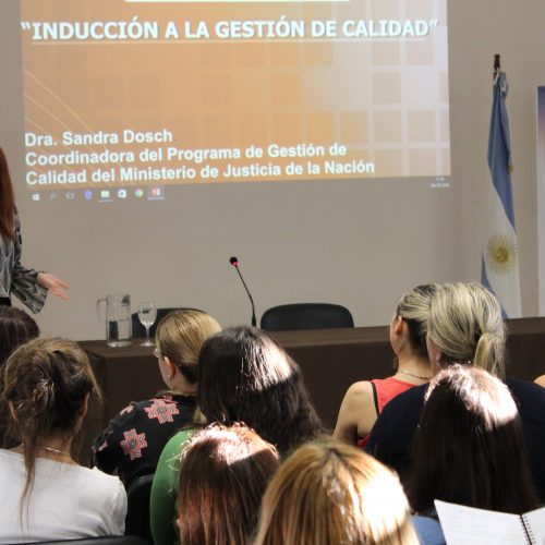 Poder Judicial de Misiones: Implementación de Gestión de Calidad