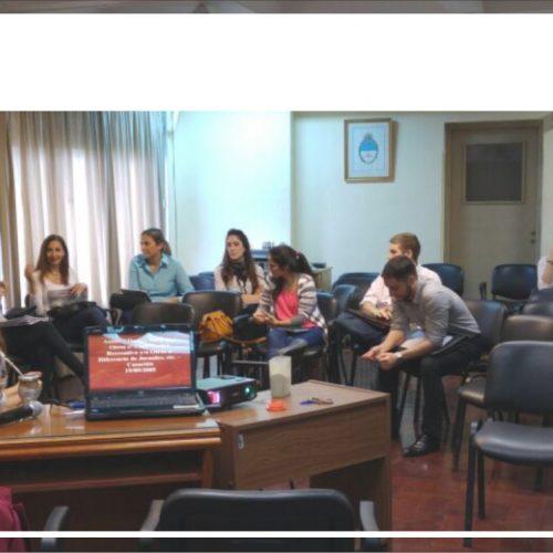 """Santiago del Estero: """"Taller de Jursiprudencia de Derecho Laboral"""""""