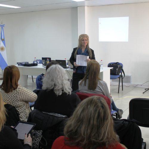 Tierra del Fuego: Desarrollan jornada sobre prevención de delitos a través de las redes sociales y Grooming