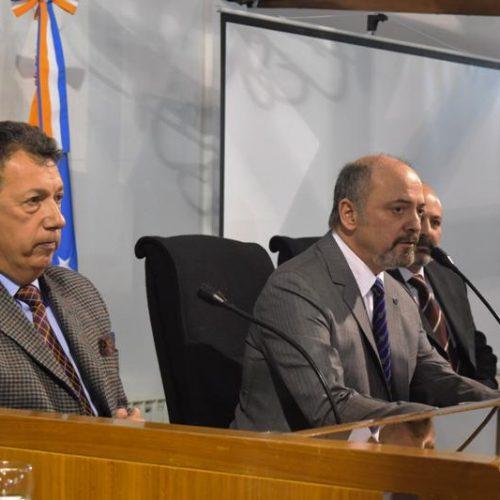 Tierra del Fuego: Lanzamiento Maestría en Magistratura