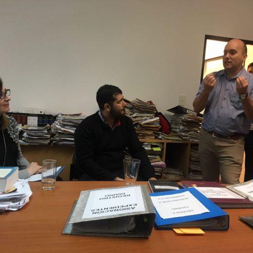 Misiones: Se aprobó la Auditoría Interna de los procesos de Mesa de Entradas en dos Juzgados de la Provincia de Misiones