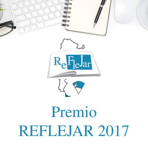 Concurso: Premio Reflejar 2017