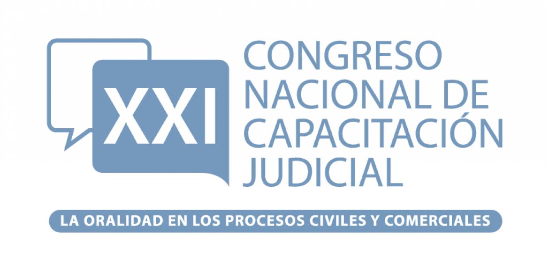 XXI Congreso Nacional de Capacitación Judicial