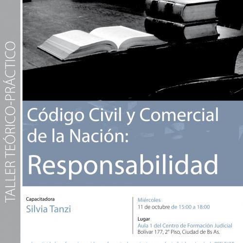 CABA: Videoconferencia del Centro de Formación Judicial