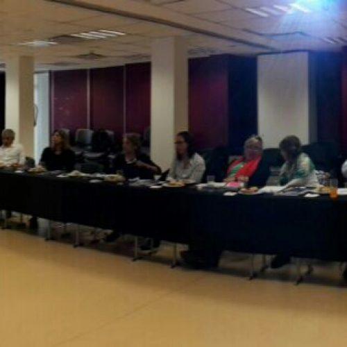 Reunión de Responsables de Escuelas Judiciales