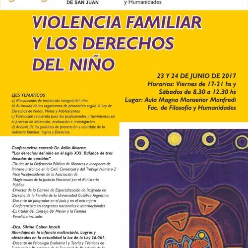San Juan: Violencia Familiar y los Derechos del Niño