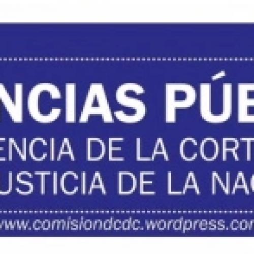 SALTA: Bianchi cerrará la Jornada sobre Audiencias Públicas en Salta