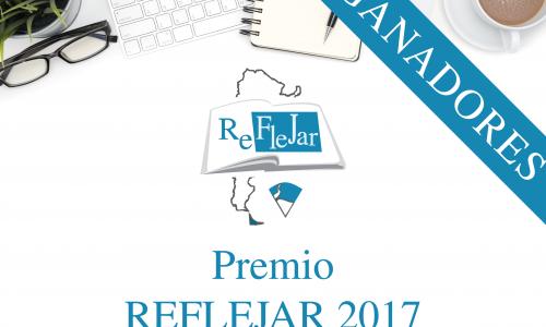 GANADORES > Premio Reflejar 2017