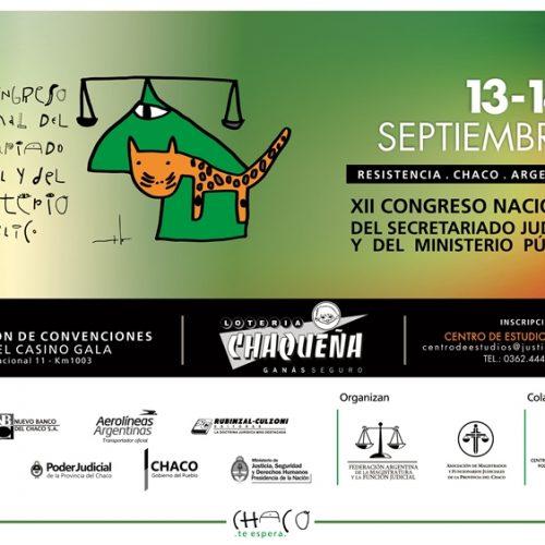 XII Congreso Nacional del Secretariado Judicial y del Ministerio Público