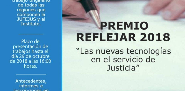 "CONCURSO ""PREMIO REFLEJAR 2018"""