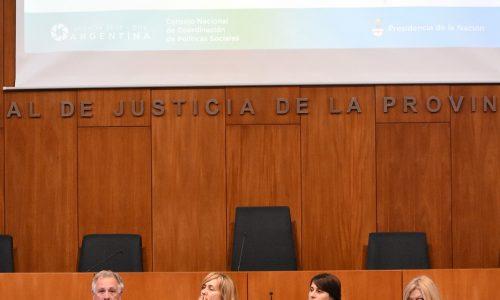 """El rol del Poder Judicial en la Agenda 2030. Importancia de la participación del Poder Judicial en el contexto mundial del ODS 16 +"""