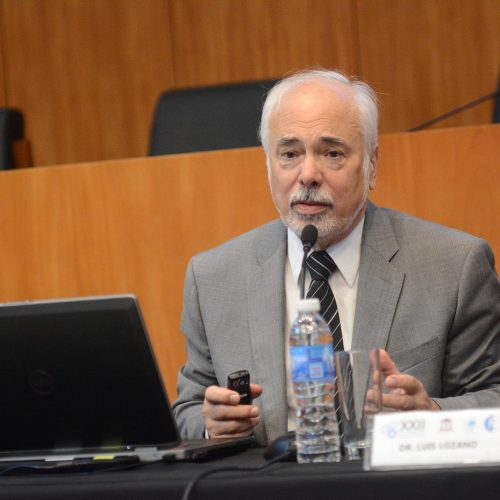 XXII CONGRESO – Conferencia Magistral del Dr. Luis Lozano