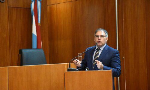 XXII Congreso – Conferencia Magistral Dr. Calogero Pizzolo