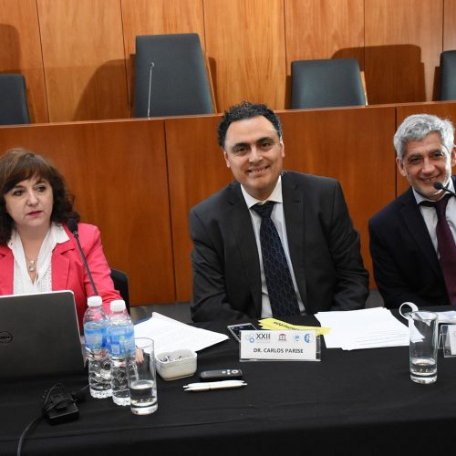 La Pampa – TICs en la capacitación judicial: su impacto en la asequibilidad, accesibilidad, adaptabilidad y aceptabilidad. La experiencia del CCJ La Pampa 2014-2018.