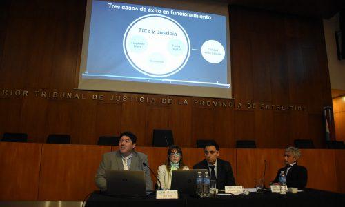 San Luis – Accesibilidad, transparencia y eficiencia del servicio de justicia