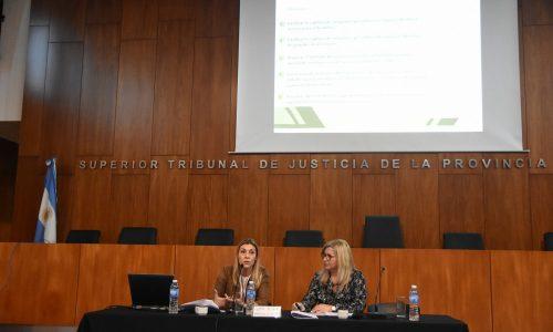 """Santiago del Estero – """"Nuevas Herramientas Tecnológicas para brindar apoyo a los jueces del Fuero civil en inspecciones oculares en espacios abiertos"""""""