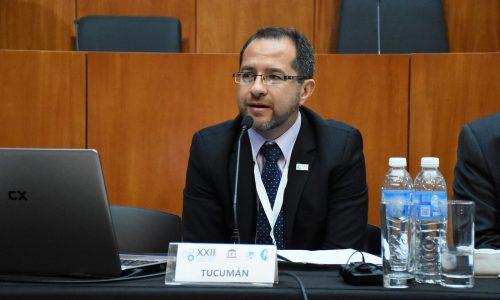 """Tucuman – """"Desarrollo de las TIC´s en los procesos pedagógico-institucionales de formación de aspirantes a magistrados"""""""