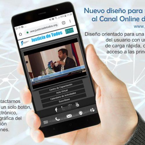 Canal Online del Poder Judicial de Misiones