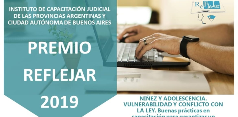 "Concurso ""PREMIO REFLEJAR 2019"""