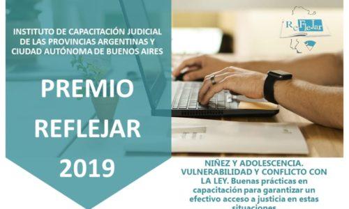 PREMIO REFLEJAR 2019: Resultados finales