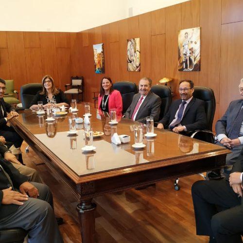 LA PRESIDENTA DE REFLEJAR FIRMÓ UN CONVENIO CON EL PRESIDENTE DE LA FEDERACIÓN ARGENTINA DE LA MAGISTRATURA Y DE LA FUNCIÓN JUDICIAL