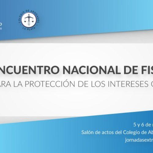 II Encuentro Nacional de Fiscalías para la Protección de los Intereses Generales