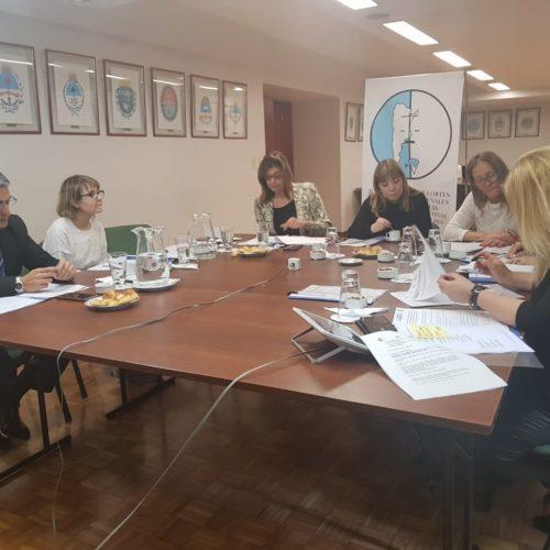 Reunión de Junta Directiva de REFLEJAR