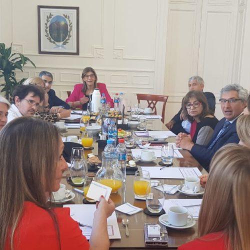 Reunión de Junta Directiva en San Luis