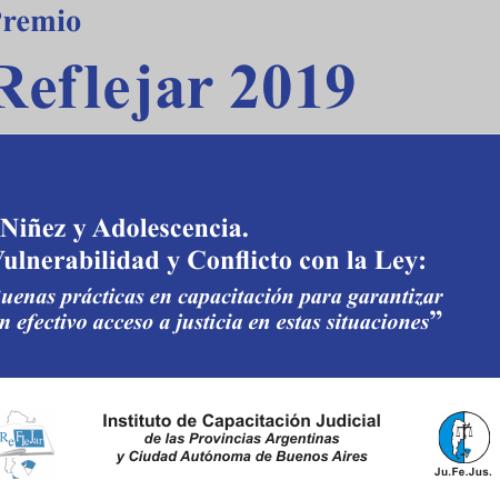 Libro Premio Reflejar 2019