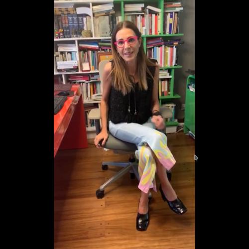 DRA. MARISA HERRERA – Jurado Premio Reflejar 2019