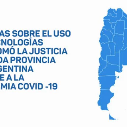 Teletrabajo en la Justicia Argentina