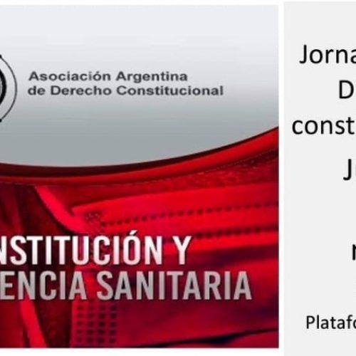 CONSTITUCIÓN Y EMERGENCIA SANITARIA