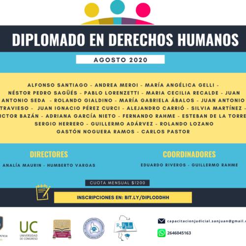 Diplomado en Derechos Humanos