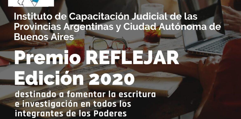 PREMIO REFLEJAR: Edición 2020