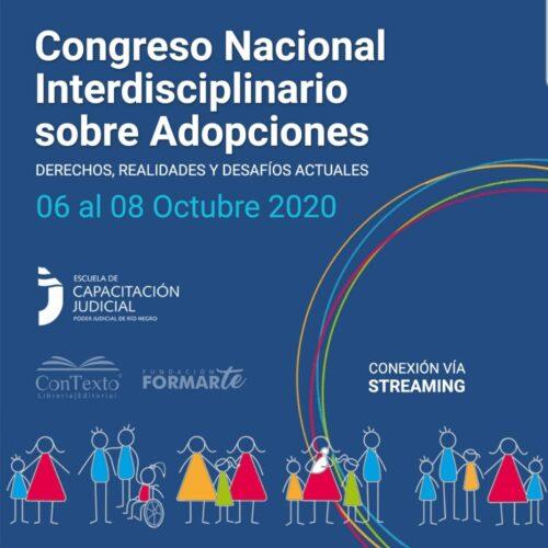 Congreso Nacional interdisciplinario sobre Adopciones. Derechos, realidades y desafíos actuales