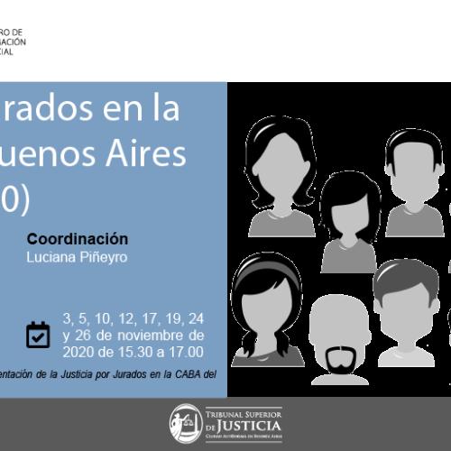 Juicio por Jurados en la Ciudad de Buenos Aires (Edición 2020)- Centro de Formación Judicial