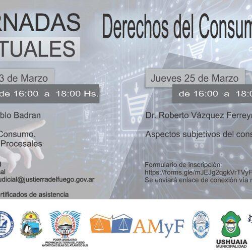 Jornadas virtuales: Derechos del Consumidor – Escuela Judicial de Tierra del Fuego