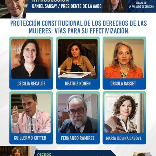 """Difusión """"Instituciones y Pandemia"""" – Miércoles 05 de mayo"""