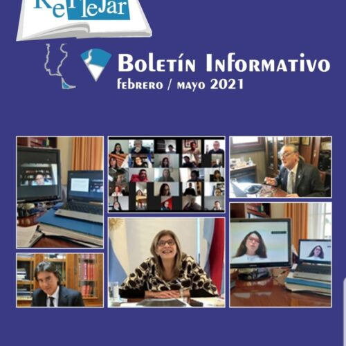 Nuevo Boletín Informativo REFLEJAR 2021