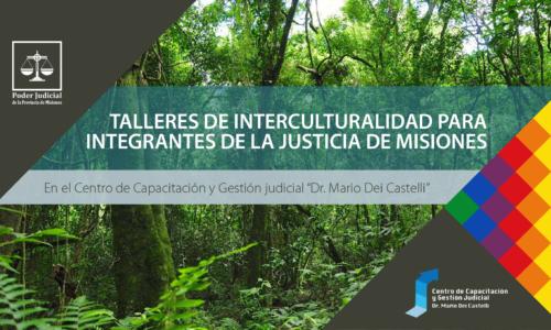 Ciclo de Capacitación Interculturalidad 2021 – 1er Encuentro