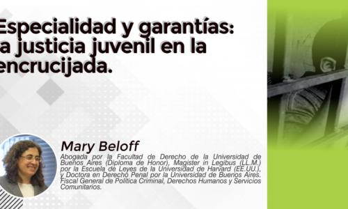 VIDEO: Disertación de la Dra. Mary Beloff